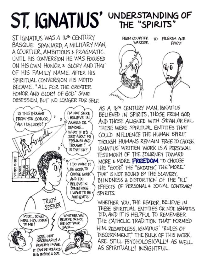 Ignatius Understanding Spirits